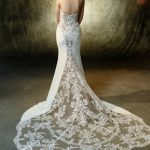Enzoani Wedding Dresses Rear view
