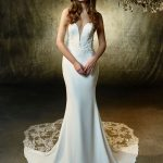Enzoani Wedding Dress Front View
